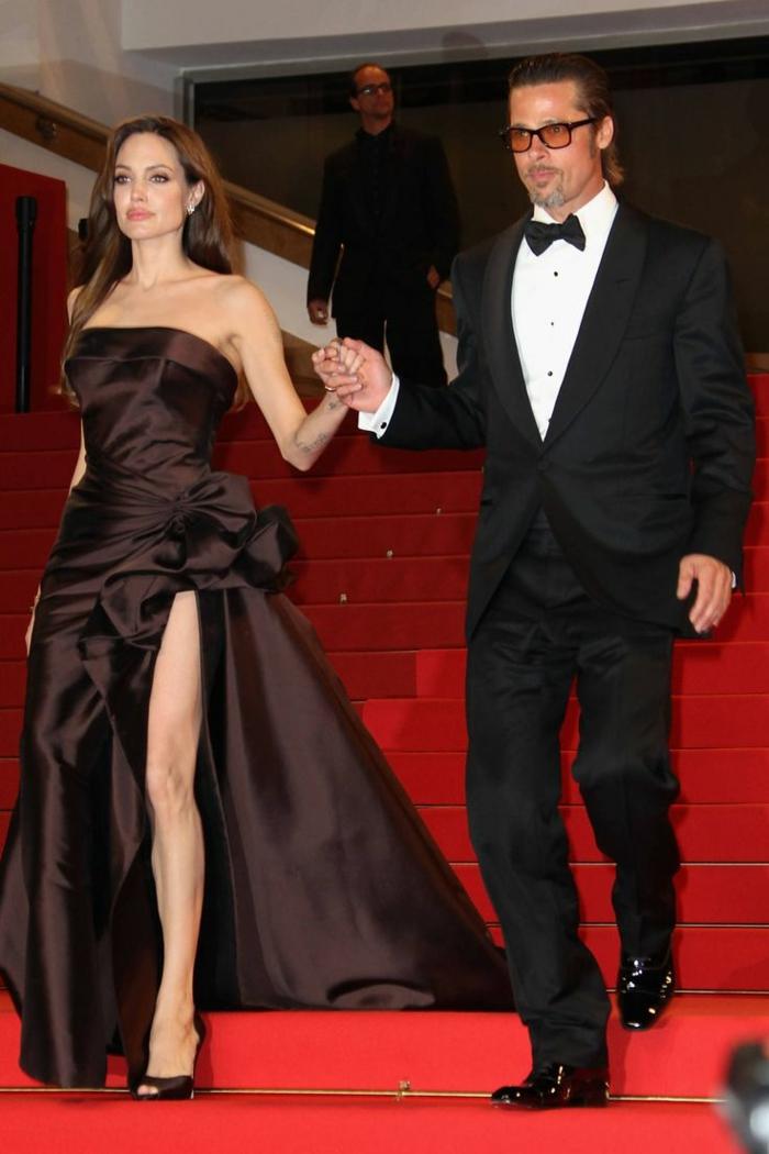 brad pitt und Angelina Jolie Kinder