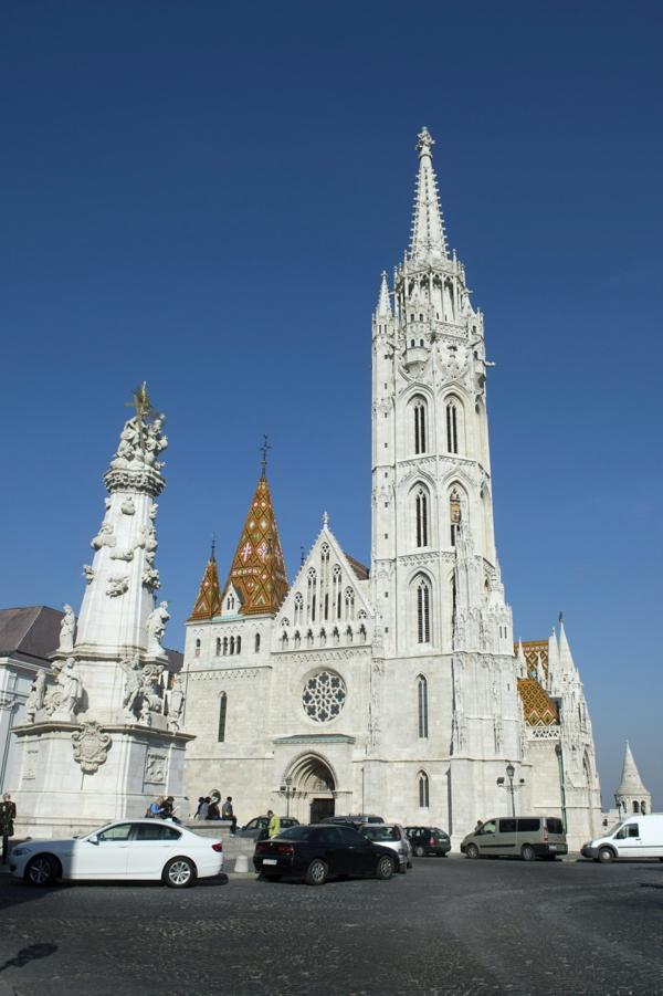budapest sehenswürdigkeiten Matthiaskirche besichtigen