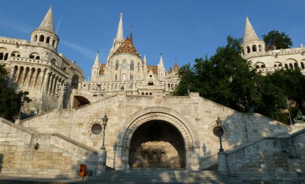 budapest sehenswürdigkeiten fischertürme besichtigen