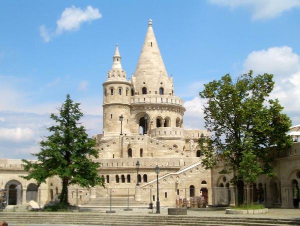 budapest sehenswürdigkeiten fischertürme reiseziele