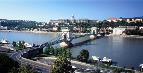 budapest sehenswürdigkeiten panoramaaussicht der donau