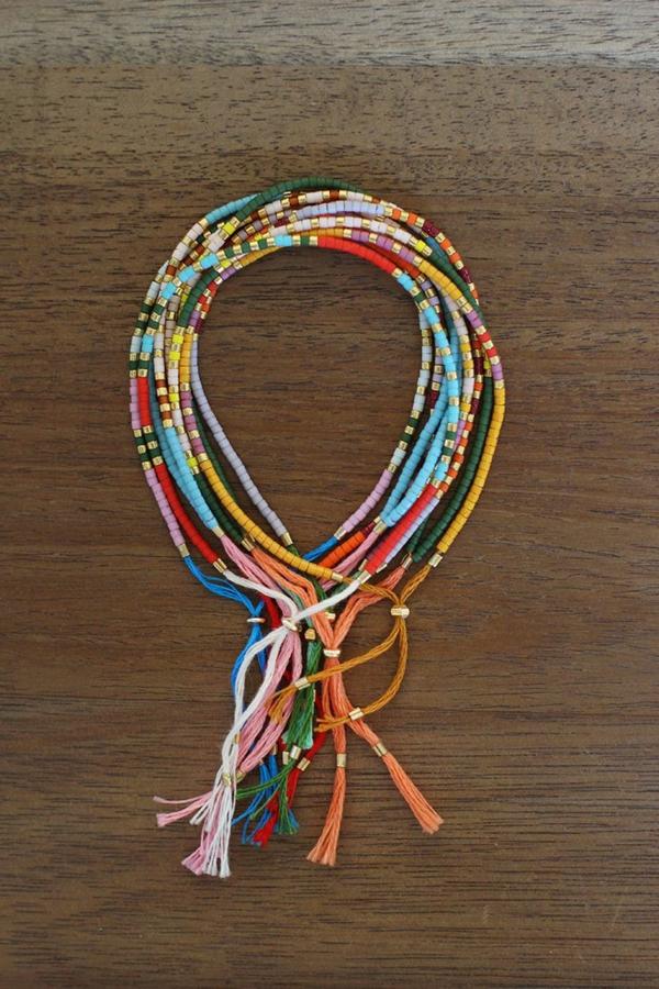 damen armbänder farbig schmuck frauen accessoires
