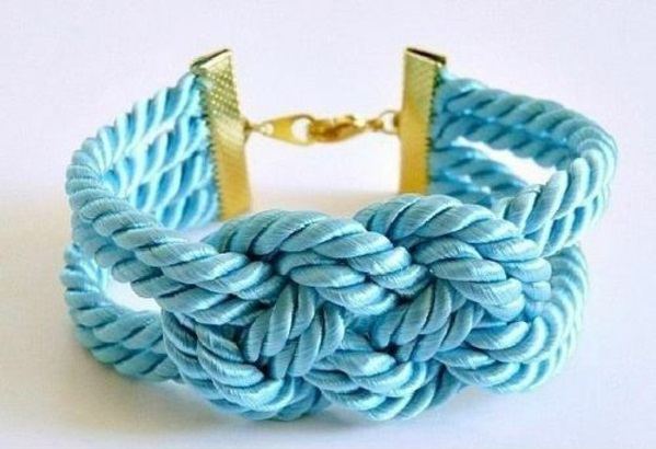 damen armbänder knüpfen schmuck frauen accessoires
