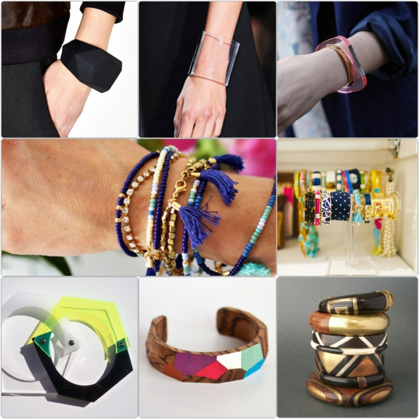 damen armbänder mode trends schmuck accessoires