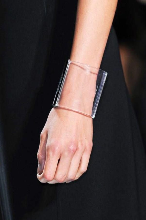 damenarmbänder aus acryl schmuck frauen accessoires