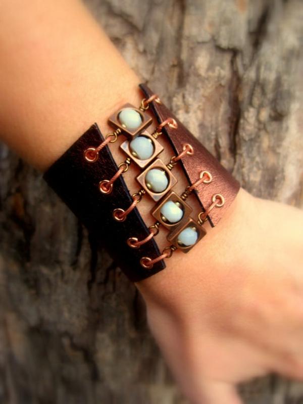 damenarmbänder aus metall schmuck frauen accessoires