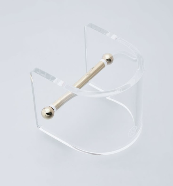 damenarmbänder durchsichtig aus acryl schmuck frauen accessoires