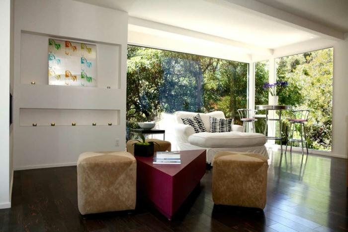 dekokissen design weiß schwarz weißes sofa dekorieren