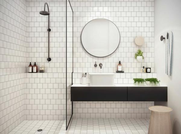 badezimmer neu gestalten ~ kreative ideen für ihr zuhause-design, Attraktive mobel