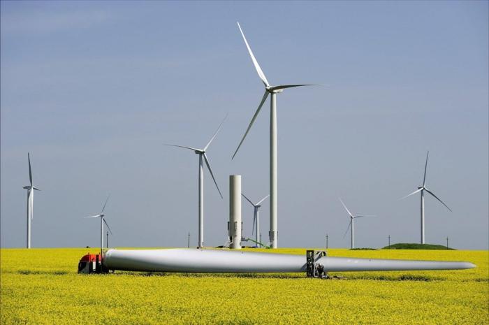 energieumwandlung windenergie windanlage