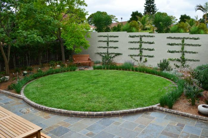 entspann dich garden gestalten schöne ideen