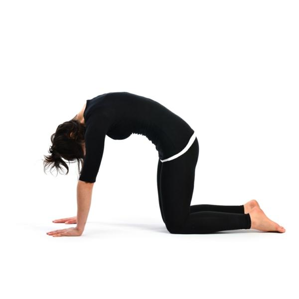 entspannungsübungen den stress abbauen joga