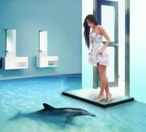 3d bodenbelag aus epoxidharz innovative technologie und naturmotive. Black Bedroom Furniture Sets. Home Design Ideas