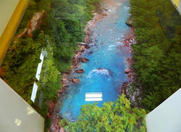 3d Fußboden Badezimmer Preise ~ D bodenbelag aus epoxidharz innovative technologie und naturmotive