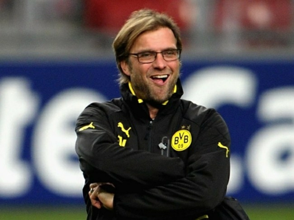 fußballtrainer Jürgen Klopp privat