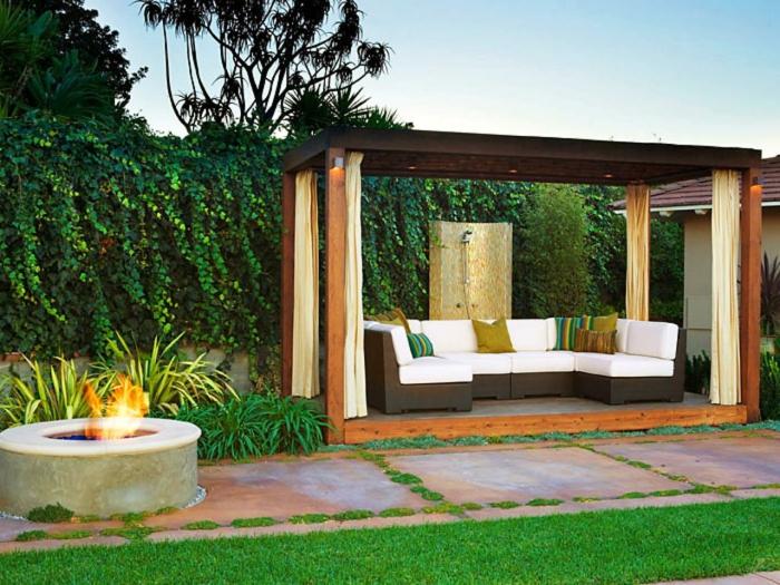 Entspann dich perfekt in deinem eigenen garten - Gartenpflanzen straucher ...
