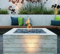 Feuerstelle im Garten – Sammeln wir uns doch ums Feuer im Garten herum