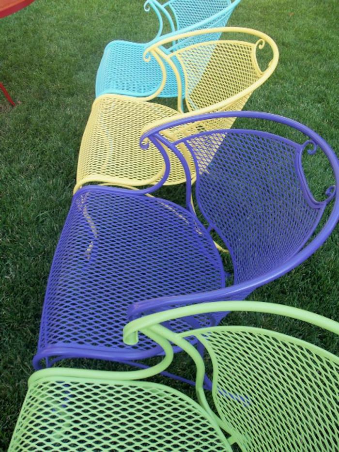 anvitar : gartenmobel set bunt ~> interessante ideen für die, Garten Ideen