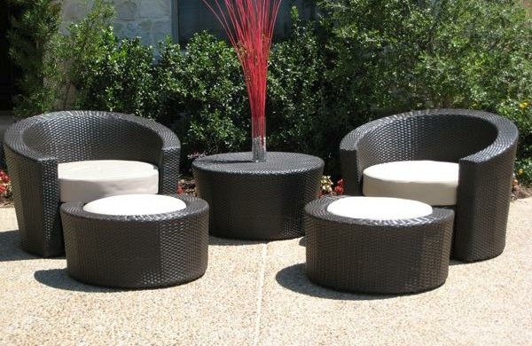 gartenm bel polyrattan gartenb nke gartentische. Black Bedroom Furniture Sets. Home Design Ideas