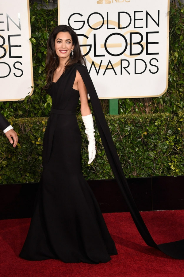 george clooney freundin amal cloony golden globe awards