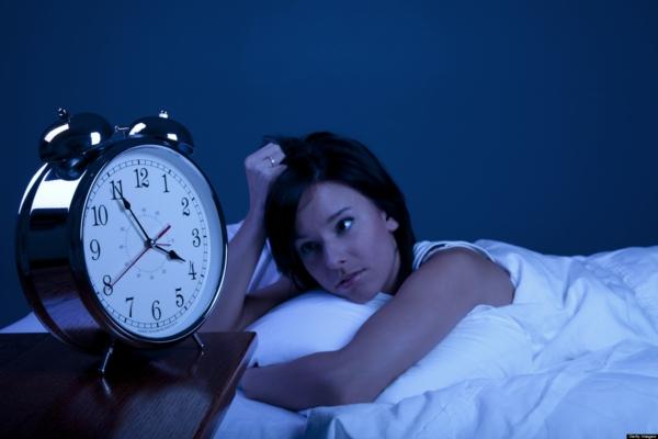 gesund schlafen probleme schlafstörungen nachts