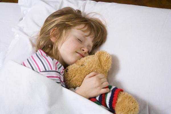 gesunde ernährung für kinder gesunder schlaf