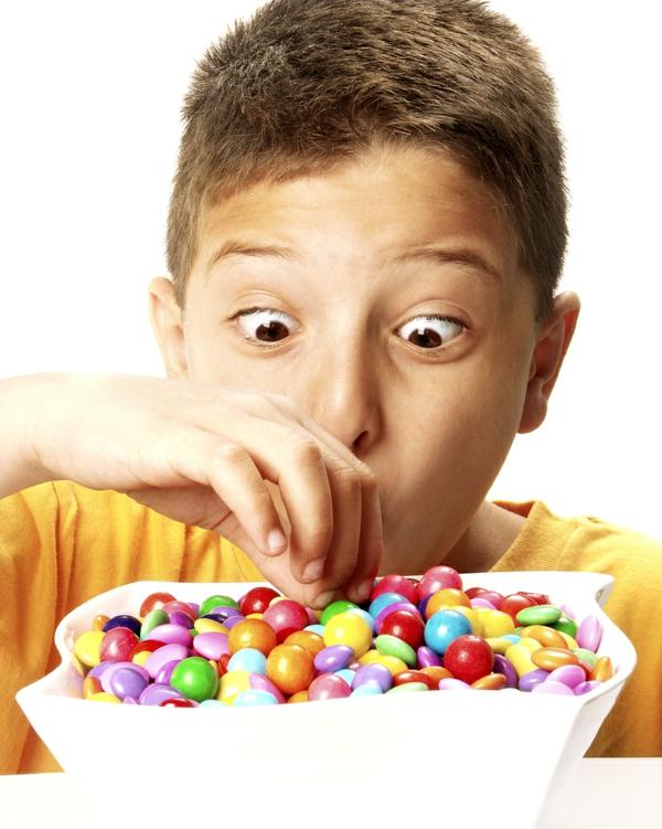 gesunde ernährung für kinder süßigkeiten verboten oder nicht