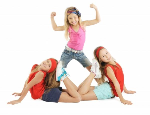 gesunde ernährung für kinder sport