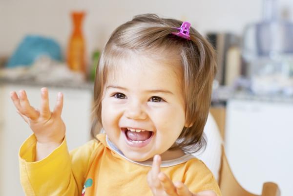 gesunde ernährung für kinder babys