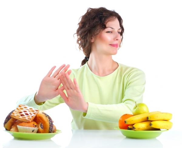 gesunder körper gesund essen früchte gegen süßigkeiten