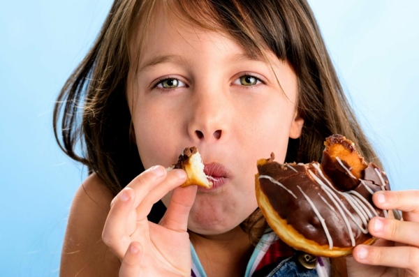 gesunder körper kinder verbotenes essen
