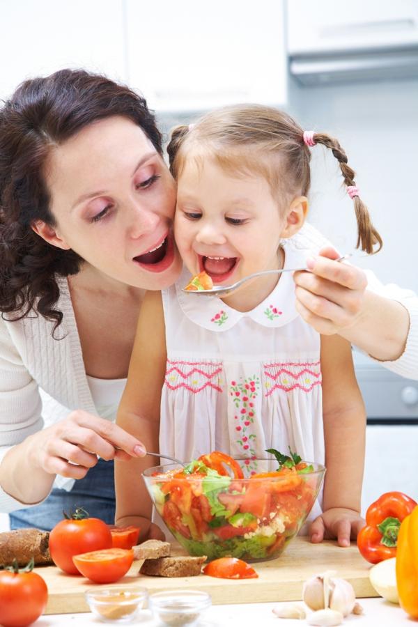 gesunder körper kleinkinder ernähren tipps