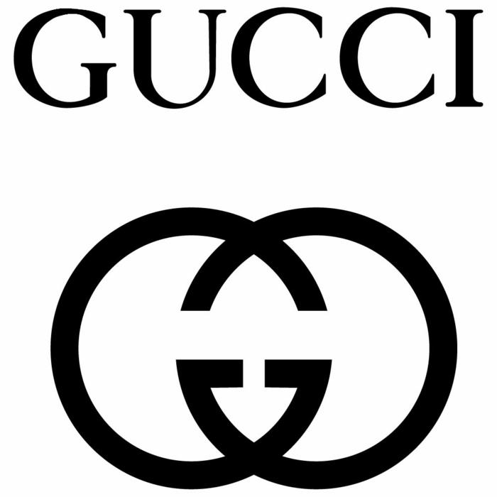 guccio gucci logo modemarke