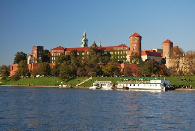 hauptstadt Krakau Polen besuchen wichtige sehenswürdigkeiten