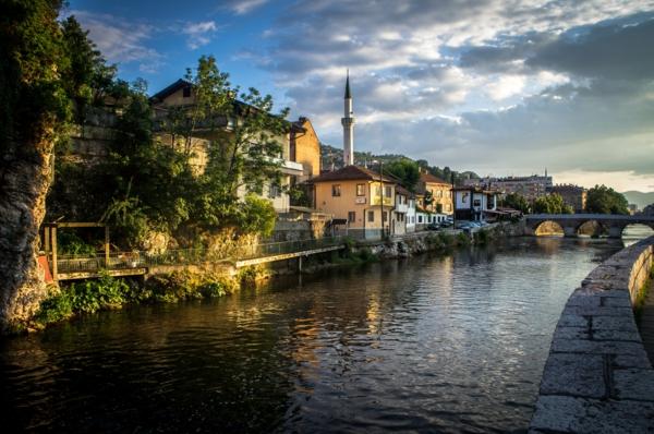 bosnien herzegowina hauptstadt besichtigen