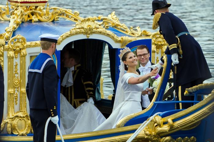 hochzeit von Prinzessin Victoria von Schweden und Daniel Westling