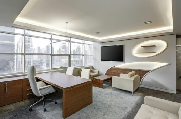stilvolle einrichtung f r das home office. Black Bedroom Furniture Sets. Home Design Ideas