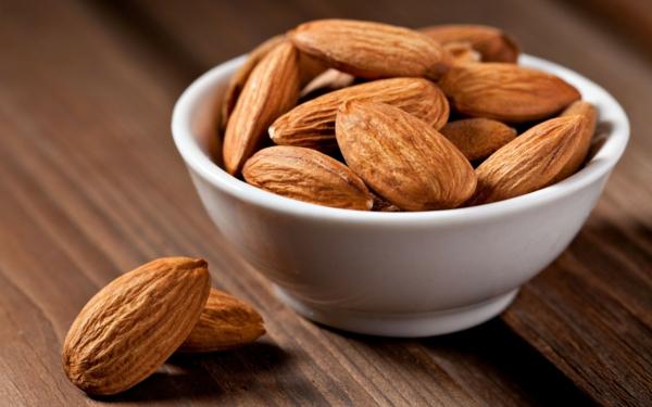 sternzeichen zwilling passende ernährung mandeln