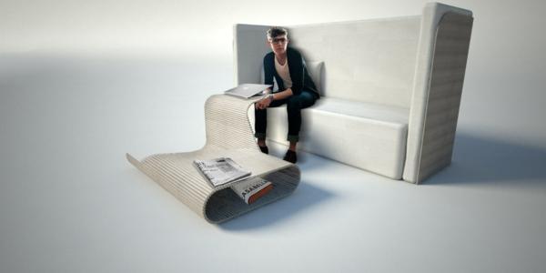 innovation schlafsofa carlo ratti cassina ergonomisch