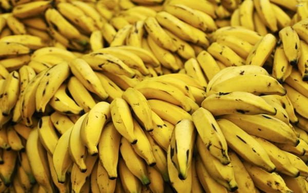 inulin natürliche quelle bananen