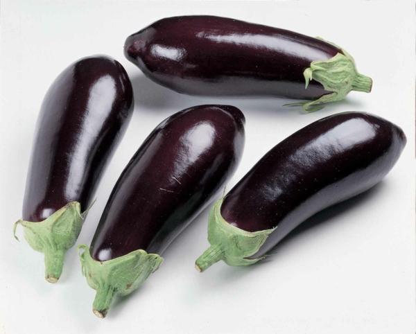 jungfrau sternzeichen gesund essen auberginen