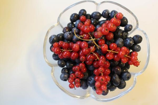 jungfrau sternzeichen johannisbeeren essen früchte