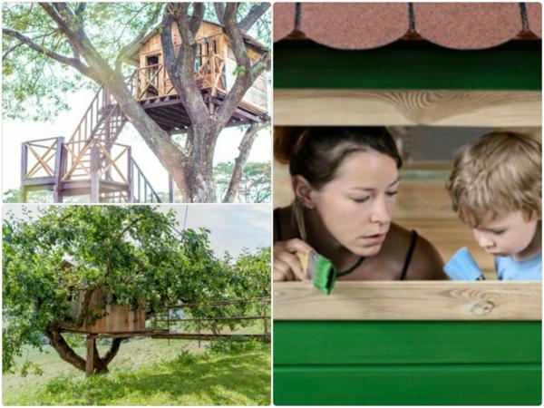 m chten sie ein kinderbaumhaus bauen hier sind unsere. Black Bedroom Furniture Sets. Home Design Ideas