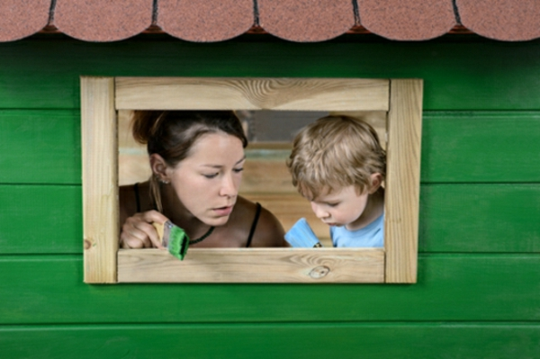kinderbaumhaus baumhaus selber bauen kinderspiele