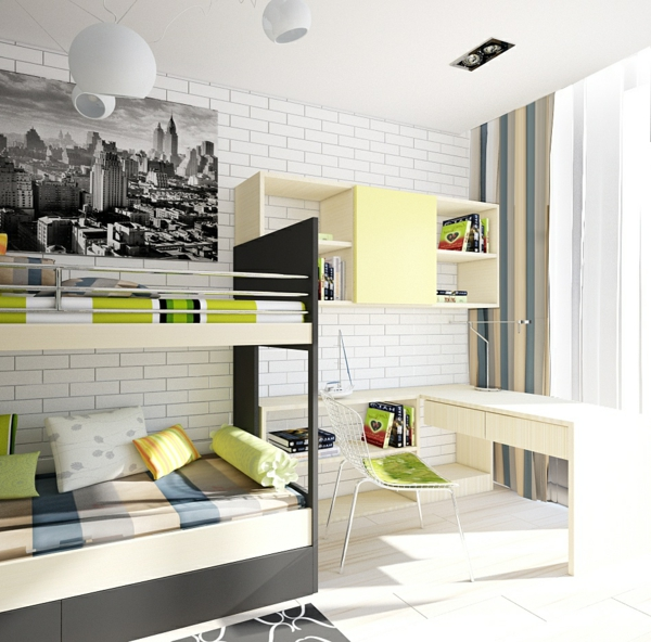 kinderzimmer gestalten fur jungen innenr ume und m bel ideen. Black Bedroom Furniture Sets. Home Design Ideas