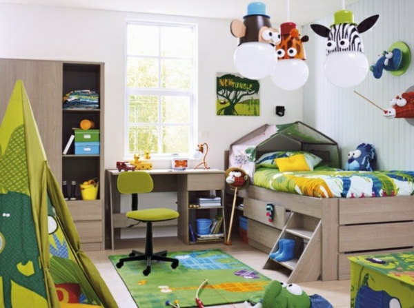 jungenzimmer gestalten inspirierende kinderzimmer ideen. Black Bedroom Furniture Sets. Home Design Ideas