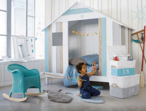Kinderzimmergestaltung  Kinderzimmergestaltung - Ideen für unvergessliche Kinderzimmer-Designs