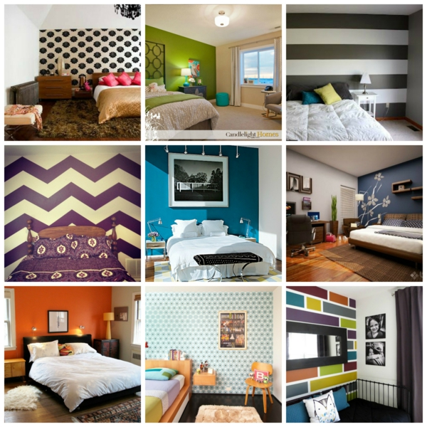 ein komplettes schlafzimmer mit stil einrichten - Schlafzimmer Farben 2015