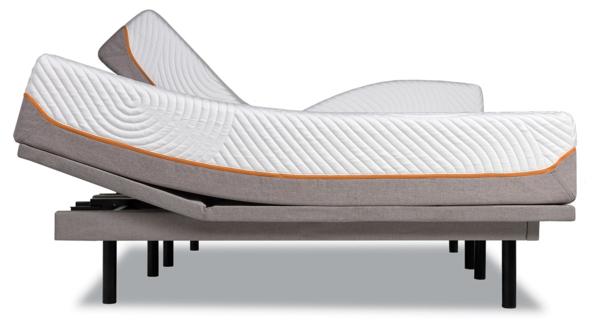 komplettes schlafzimmer ergonomisches bett circlefuniture tempurpedic ergo plus