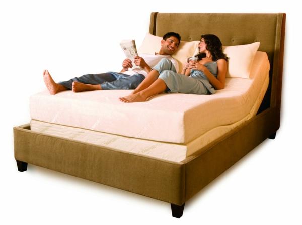 komplettes schlafzimmer kopfteil ergonomisch